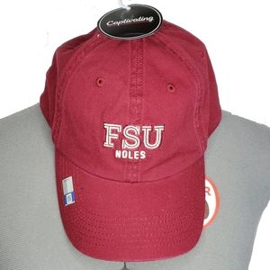 NWT FSU Seminoles embroidered hat